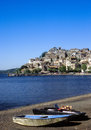 Lake Bracciano, Italy Royalty Free Stock Photography