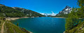 Lake of Codelago (Devero's lake) Devero Alp Stock Photography