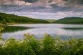 Lake Fort Smith Royalty Free Stock Photo