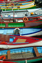 Lake Garda Boats Royalty Free Stock Photo