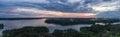 Lake Gaston Sunset