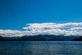 Lake Hawea , Otago, New Zealand Royalty Free Stock Photo