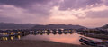 Lake heaven Royalty Free Stock Photo