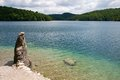 Lake Kozjak Royalty Free Stock Photos