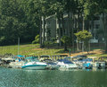 Lake Living Royalty Free Stock Photo