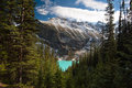 Lake Louise - Alberta, Canada Royalty Free Stock Photo