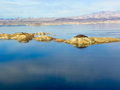 Lake Mead Islands Royalty Free Stock Photo