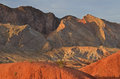 Lake mead national recreation area desert landscape las vegas nevada usa Stock Photography