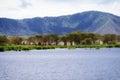 Lake, Ngorongoro Crater Royalty Free Stock Photo