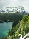 Lake o hara yoho national park canada british columbia Stock Photos