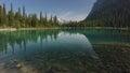 Lake O'Hara, Yoho National Park, Canadian Rockies, British Colum Royalty Free Stock Photo