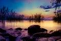 Lake Ohrid, Macedonia Royalty Free Stock Photo