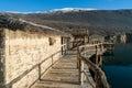 Lake Ohrid, Republic of Macedonia (FYROM) Royalty Free Stock Photo