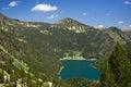 Lake Oredon in France Stock Photo