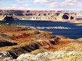 Lake Powell, Glen Canyon, Utah Arizona Royalty Free Stock Photo