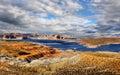 Lake Powell, Glen Canyon, Utah Arizona Royalty Free Stock Photo