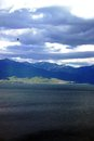 Lake prespa macedonia picture of a with Royalty Free Stock Images