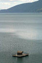 Lake prespa macedonia picture of a great Royalty Free Stock Photos