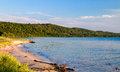 Title: Lake Superior Beach