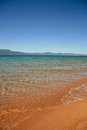 Lake Tahoe clarity Royalty Free Stock Photos