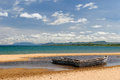 Lake tanganyika tanzania is the worlds longest and second deepest fresh water it is also one of the oldest lakes on the Royalty Free Stock Photos