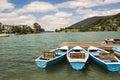 Lake Tegernsee, Germany Royalty Free Stock Photo