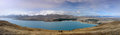 Lake Tekapo Royaltyfri Foto
