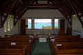 Lake Tekapo, Church of the Good Shepherd Royalty Free Stock Photo