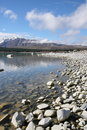 Lake Tekapo New Zealand Stock Photos