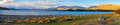 Lake Tekapo, New Zealand Landscape Royalty Free Stock Photo
