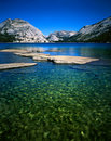 Lake Tenaya Stock Images