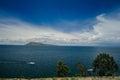 Lake Titicaca Royalty Free Stock Photo