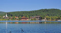 Lake Titisee,Black Forest,Germany Royalty Free Stock Photos