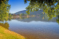 Lake titisee black forest germany Stock Images