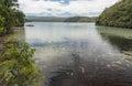 Lake Waikareiti Walk. Te Urewera National Park Royalty Free Stock Photo