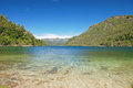 Lake Waikaremoana, Te Urewera National Park, New Zealand Royalty Free Stock Photo