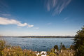 Lake Washington Royalty Free Stock Photo