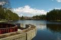 Lake in Zlatibor Royalty Free Stock Photo