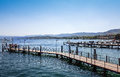 Lake zurich is a lake in switzerland june extending southeast of the city on june june Royalty Free Stock Photo