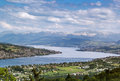 Lake Zurich Royalty Free Stock Photo