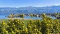Lakefront Subdivision on Okanagan Lake West Kelowna British Columbia Canada Royalty Free Stock Photo