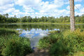 Title: Lakes within Itasca State Park