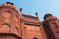 Lal Qila - Red Fort Royalty Free Stock Photography