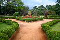Lalbagh botanical garden in Bangalore Royalty Free Stock Photography