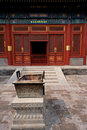 Lama temple, Beijing Royalty Free Stock Photos