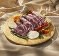 Lamb meat Royalty Free Stock Photo