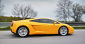 Lamborghini Royalty Free Stock Photo
