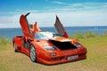 Lamborghini supercar Royalty Free Stock Photo
