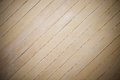 Laminate wood wall texture background, center spotlight, darken edge, diagonal pattern Royalty Free Stock Photo