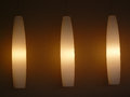 Lamps design modern of the wall Stock Photos